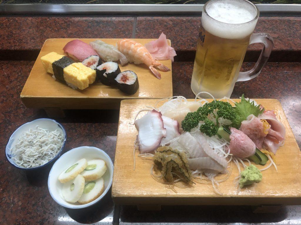 本格江戸前寿司
