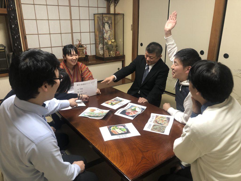東京のすし屋の娘直伝!すし体験型講座。初級クラス