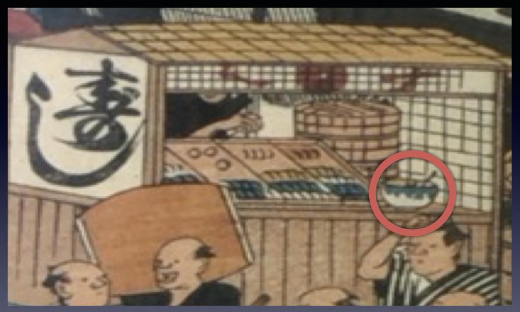 東京のすし屋の娘直伝!にぎり寿司とカウンター